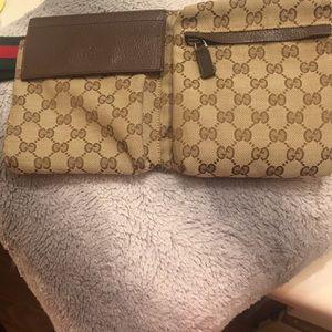 Gucci waist bag/fanny pack